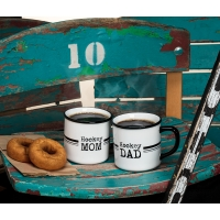 Tasse ''hockey dad''