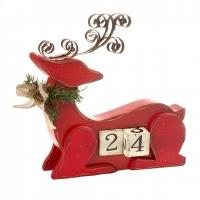 Reindeer countdown