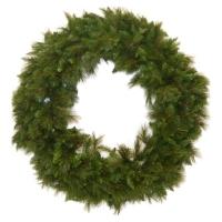 60'' Artificial pine wreath