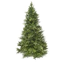 7,5'' Artificial illuminated christmas tree