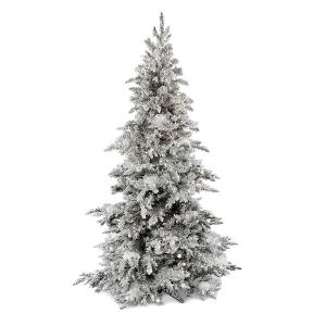 Sapin de Noël illuminé 7,5'