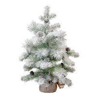 28'' Flocked Christmas Tree
