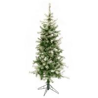 Illuminated 5' Christmas Tree