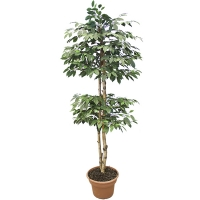 7' Artificial tree, cherry tree