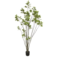 6' Artificial Smoke Tree