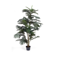 Artificial plant, 6' areca palm