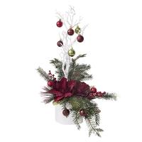 Christmas arrangement 28 x 18 x 15''