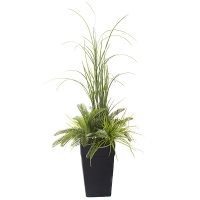 48'' outdoor grass planter