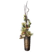 Artificial vegetal arrangement