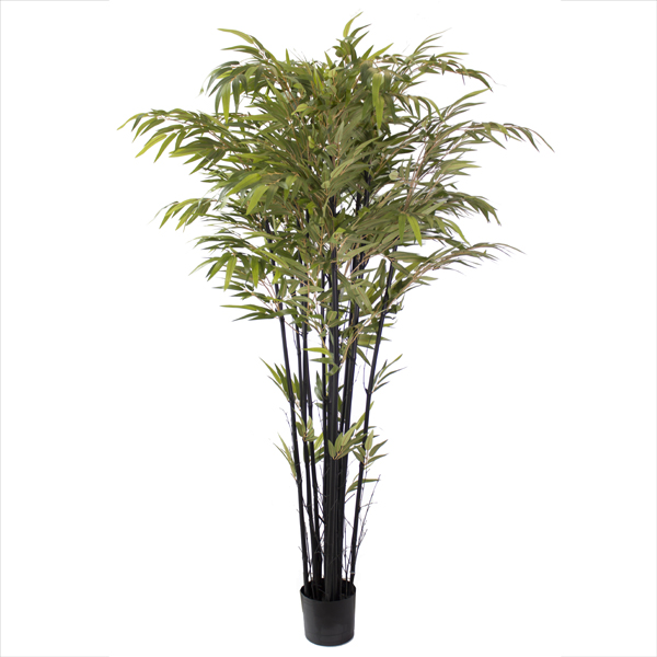 Arbre artificiel bambou noir 6 39 d cors v ronneau for Arbre bambou artificiel
