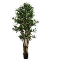 Artificial plant, 6' oriental bamboo