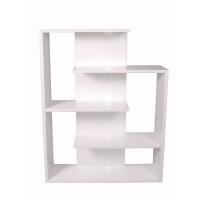 Bibliothèque blanche 43x10x57''