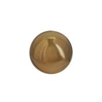 Boule décorative acier inoxidable cuivre 8'', int./ext.