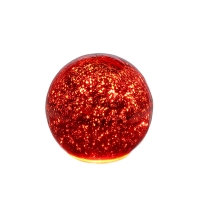 Illuminated Ball Ornament, 5.5