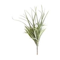 Bouquet d'herbe givré 18''