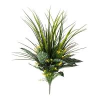 Bouquet d'herbes mixtes 28''