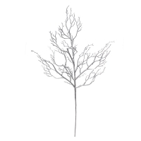Branche argent 29''
