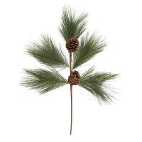 Branche de pin de 27'' avec cocottes