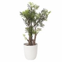 Plante artificielle, buisson aralia ming 20''
