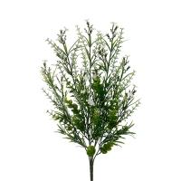 Buisson d'eucalyptus avec fleur blanche 19,5''