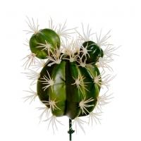 Cactus artificiel sur tige 4''