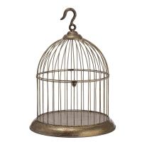 Cage d'oiseau en métal, 20''