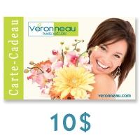 Carte Cadeau de 10$