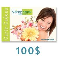 Carte Cadeau de 100$