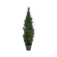 Artificial shrub, 4' Cedar