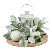 Winter Scene Centerpiece