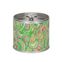 Candle tin Cucumber Lily