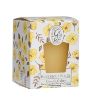 Votive candle buttercup fields 2oz