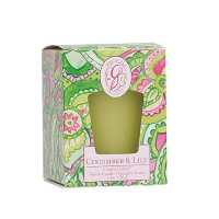 Votive candle Cucumber Lily 2oz