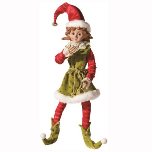 Chantal The Friendly Elf Ceramic Face 16 D 233 Cors V 233 Ronneau