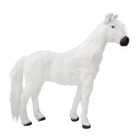 Cheval blanc 19 x 5 x 18''