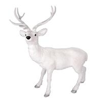 Chevreuil blanc décoratif 36''