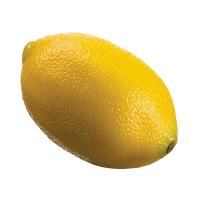 Yellow lemon 3''