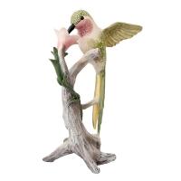 Colibri en résine