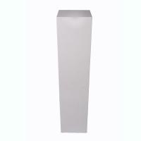 Podium blanc 10x10x43''