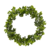 20'' Grass pine wreath