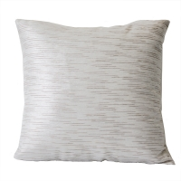 Beige square cushion 18X18''