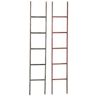 Decorative wood ladder, Unit price, 71,5''