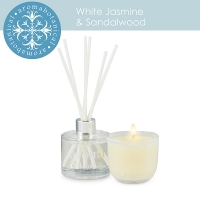 2 Pieces jasmine & sandalwood gift set