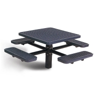 Square Picnic Table Set