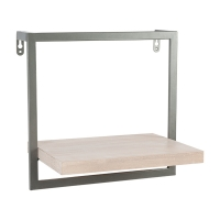 Wall-Mounted Shelf