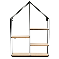 Metal Display Rack, 19.5 X 4 X 13.5''