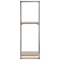 Two-Tiered Shelf, 32 x 10,5''