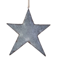 STAR ORNAMENT, 9.5