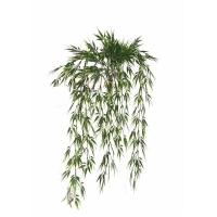 32,5'' Bamboo leaf hanging bush