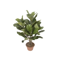 3' Artificial Ficus lyrata